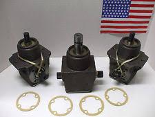 walker mowers used and new plus parts walker mower heavy duty gear box kit 48