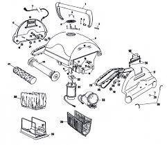 aqua products aquabot bravo replacement part schematic aquabot bravo schematic