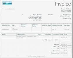 Office Invoice Microsoft Office Invoice Template Ms Word Receipt Window Resume