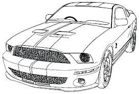 Race Car Coloring Pages Pdf