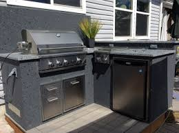 Granite For Outdoor Kitchen Outdoor Kitchens Hi Tech Appliance