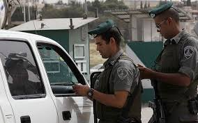 Security Forces Foil Possible Stabbing Attack Near Jericho The