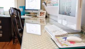 simply organized home office. simply organized home office