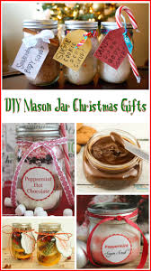 Ideas For Decorating Mason Jars For Christmas 100 DIY Mason Jar Christmas Gift Ideas 100 Minutes for Mom 92
