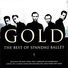 <b>Gold</b> (Vinyl): <b>Spandau Ballet</b>: Amazon.ca: Music