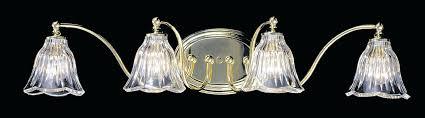 polished brass bath vanity
