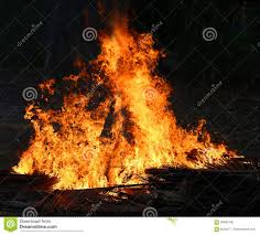 Is Fire Natural Light Photos Bright Big Fire Stock Photo Image Of Natural 90580106
