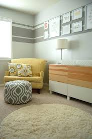 painting apartment walls painting stripes on walls a soothing modern nursery for baby a my room