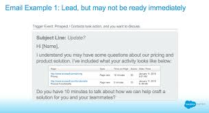sales follow up the anatomy of a successful sales follow up email salesforce pardot