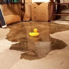leaking basement waterproofing repair