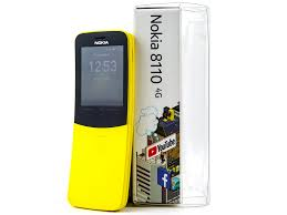 Test Nokia 8110 4G Handy ...