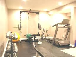 home gym lighting. Home Gym Lighting Decorations Interesting Exercise Room Basement
