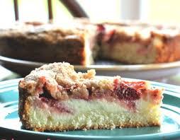 Strawberry Cream Cheese Coffee Cake – The Baking ChocolaTess