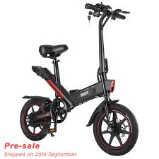<b>Pre</b>-<b>sale DOHIKER Y1 Folding</b> Electric Bicycle 350W 36V ...