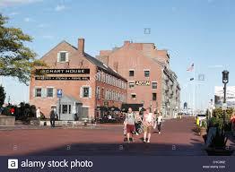 The Chart House Boston Long Wharf Boston Departure Point For Boston Harbor Cruises