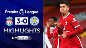 Liverpool 2, leicester city 1. Liverpool 3 0 Leicester Reds Extend Unbeaten Record At Anfield To Club Record 64 Matches Football News Sky Sports
