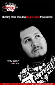 According to a press release from the Sorcerers Safari Summer Magic Camp, Daniel Garcia, creator of Fraud, the Daniel Garcia Project, Fallen and Torn, ... - danny_garcia_09_SSS