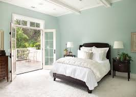 impressive master bedroom color schemes inside bedroom prissy a door opening to soft green master bedroom