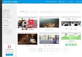 Website Builder Templates Delectable WebsiteBuilder PCMag