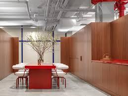 New York Office Interior Design Slick New York Office Interior By Halleröd Yellowtrace