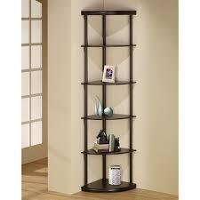 corner shelves furniture. Unique Shelves Coaster Fine Furniture 800279ii Corner Shelf In Shelves H