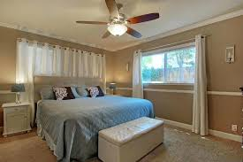 chair rail molding ideas 2 tags traditional master bedroom with warehouse of ivory faux leather storage