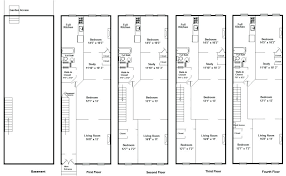 brownstone house plans brownstone house plans brownstone house floor plans