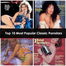 Top 100 classic pornstars
