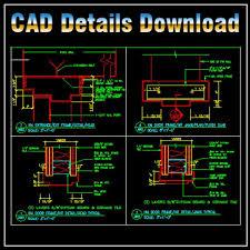 cad doors free single timber sliding door autocad drawing dwg