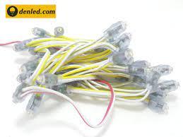 Đèn led dây Đúc có nhân led F5/8 (đơn sắc ) giá chỉ 600₫