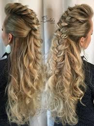 Mohawk Creabea Met Hair Lang Haar Opsteekkapsels Lang Haar