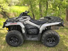 2016 can am outlander xt 650 in great falls montana photo 1