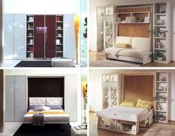 hidden wall bed shelving units
