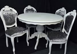 shabby chic round dining table shabby chic french style round dining table 4 chairs choose your shabby chic round dining table