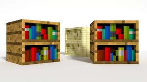Furniture Marvelous Minecraft Furniture Storage Bookshelf Design
