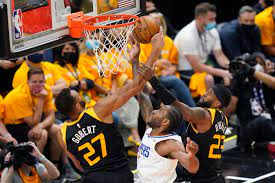 Donovan Mitchell scores 45, rallies Jazz past the Clippers | Sports