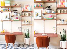 diy home office. DIY Home Office Shelving Diy
