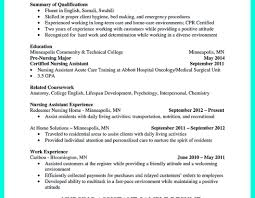 Cover Letter Cna English Mailroom Clerk Cover Letter Services