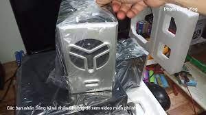 Loa Vi Tính Tako 2.1 W666 Giá Hơn 300k - YouTube