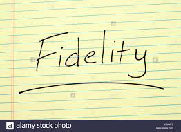 Meaning Fidelity High Resolution Stock ...