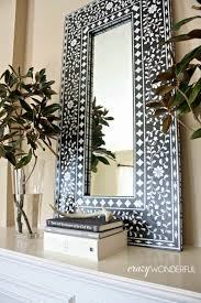 Diy Large Wall Mirror Large Decorative Wall Mirror
