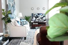 blue rug living room new indigo blue rugs in our living room and kitchen blue moroccan