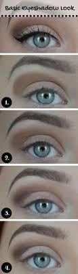 basic eyeshadow look for blue eyes eye makeup tutorial appropriate wedding makeup eye makeup tutorials blue eyes and eyeshadow