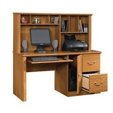 glass computer desk office depot. sauder home office computer desk with hutch 401354 westrich furniture armoire glass depot r