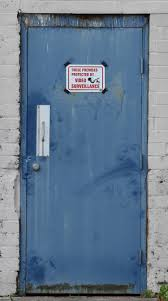 industrial door texture. Simple Industrial Grungy Blue Commercial Door For Industrial Door Texture D