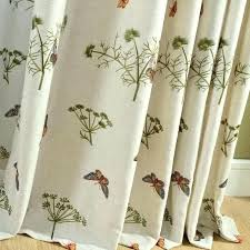 green and brown curtains green brown living room curtains beige and lime sage erfly botanical p green and brown green brown cream striped curtains