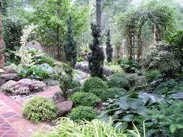 7 design tips for shady gardens