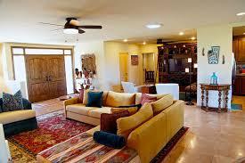 southwest living room furniture. southwestern style carefree home rusticlivingroom southwest living room furniture