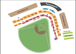 Long Island Ducks Seating Chart Bethpage Ballpark Seating Charts For All 2019 Events