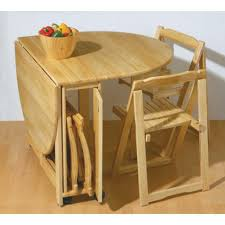 Collapsible Kitchen Table Space Saving Table And Chairs Fancy Dining Tables And Chairs Ikea